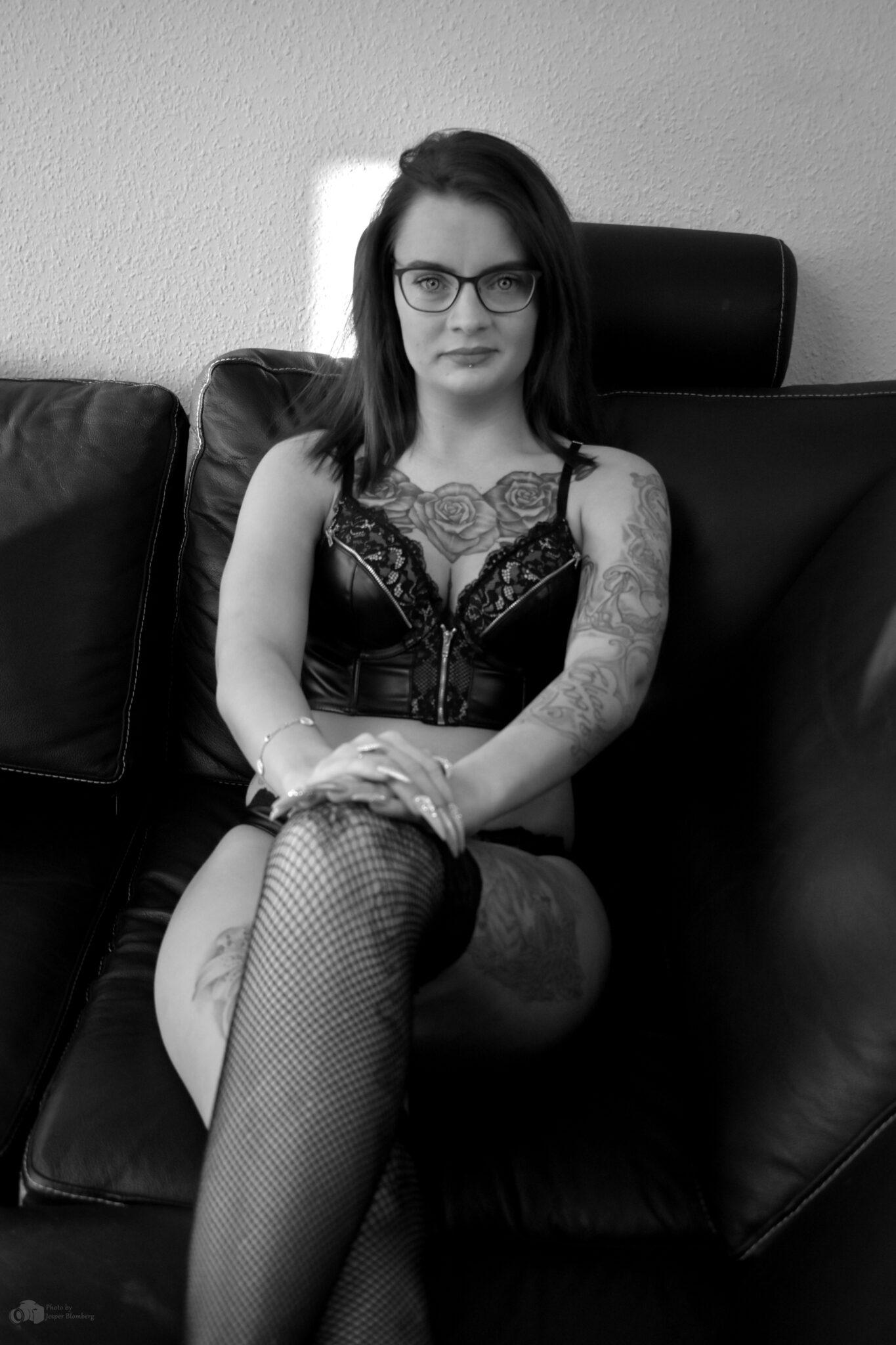 Model: Christine Jensen